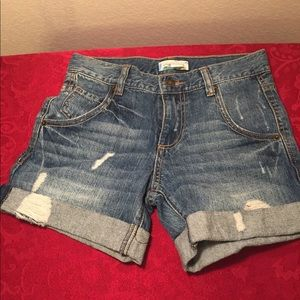 Forever 21 Denim Shorts Size 24